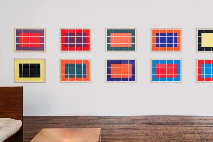 COS × Donald Judd: Prints