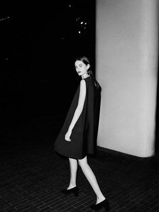 Dressed-up elegance